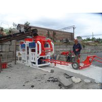 Pavement Block Making Machine Price - Turkey