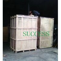 automatic mattress clip machine(automatic clinch clips machine) with wooden package