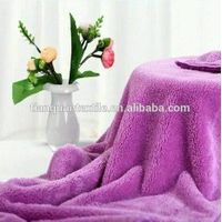 customized highly water adsorbtion microfiber towel 35cm*75cm thumbnail image