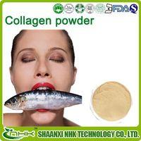Fish skin marine collagen powder,hydrolyzed collagen powder thumbnail image