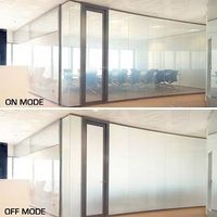 2015 excellent safe Switchable glass