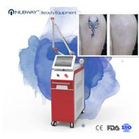 1064nm 532 nm 1320nm Pigment removal,Tattoo removal,Skin rejuvenation,Hair removal Q Switched Nd Yag