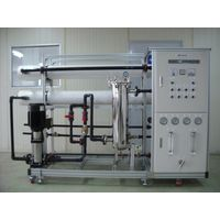 Water purification equipment set