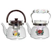 direct-fire /heat resistant glass pot