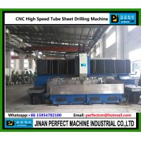 Heat Exchanger/Pressure Vessel High Speed CNC Drilling Machine for Tube Sheet thumbnail image