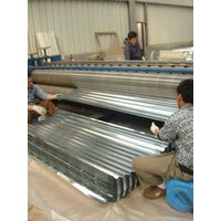 Galvanized Corrugated Steel Sheets