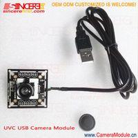 Custom Design UVC Pcb Board OEM USB Camera Module with OV5640 OV2710 MI5140 720P 1080P