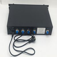 136-300MHz/350-520MHz VHF/UHF 4 way Receiver Multicoupler/Splitter for Radio Repeater thumbnail image