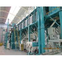 5-500t/Day wheat flour mill