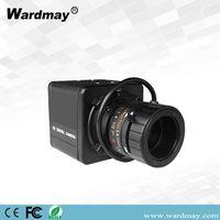 H. 265 CCTV 2.0MP Super Sony Starlight Mini Box HD Video Security Surveillance IP Camera thumbnail image
