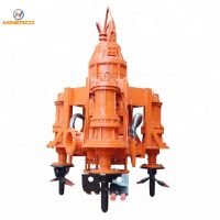 High Head Submersible Sewage Dredging Pump