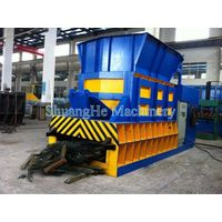 Scrap metal shear with container 400tons
