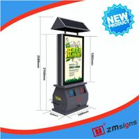 ZM-TB02 Advertising Light Box