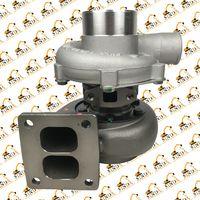Komatsu PC200-3 S6D105 Turbo T04B53 465044-5261S 6137-82-8200 6137828200 turbo charger thumbnail image