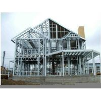Metal products of steel structure