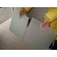 mat glass