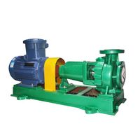 Single-stage single-suction fluoroplastic alloy chemical centrifugal pump thumbnail image