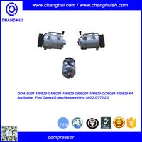 OEM 6G91-19D629-GA A/C COMPRESSOR FOR Ford Galaxy/S-Max/Mondeo/Volvo S80 2.0/V70 2.0