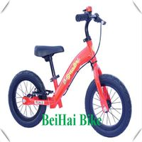 Top Selling Environment Material Steel Frame Baby Balance Bikes for Kids