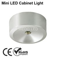 Dimmable 1W DC 12V Mini LED Under Cabinet Light