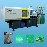 Sell horizontal Liquid Silicone Rubber injection molding machine TYM-W5050 thumbnail image