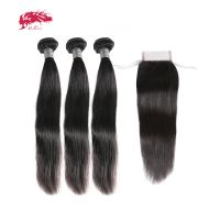 brazilian remy hair straight cuticled aligned