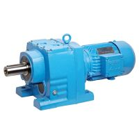 Helical Gearbox (TR Series)