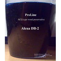 ACQ type wood preservative