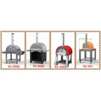 Wood Fired Used Pizza Oven For Sale KU-006B