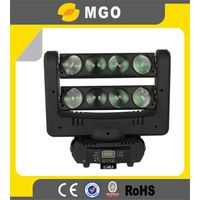 8*10W led spider light moving head