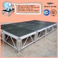 Hot Sale Mobile Stage Light Stage Used Portable Stages Folding Stage thumbnail image