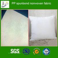 100% PP/Polypropylene nonwoven cloth for pillows