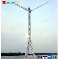 low rpm high efficiency 30kw wind turbine generator