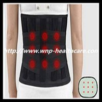 Tourmaline Self-Heating Lumbar Support