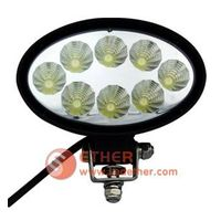 24W LED work lamps (ET-24W-OS / ET-24W-HL)