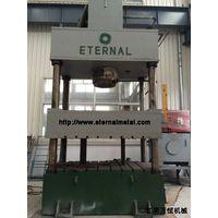 hydraulic cylinder for forging machine