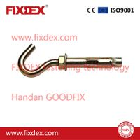 high quality Carbon Steel/SS hardware hook bolt sleeve anchor thumbnail image