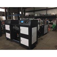 HSWX-300x2 Full automatic plastic bag on roll without core garbage bag making machine
