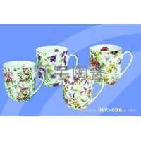 Hot sale cheap price white promotion mug ceramic mug
