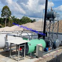 600000 kcal/h Gas OIL Fired thermic oil boiler / Thermic fluid heater for vegetable oil processing thumbnail image