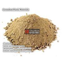 Corundum Plastic Materials