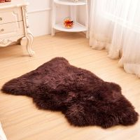 Eco-Tanning Lamb Skin Fur Rug Wholelsale