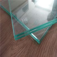 6.38mm Laiminated Glass with Colored PVB