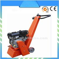 OKX-250 gasoline floor concrete scarifying and milling machine