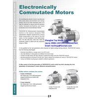 EC Motors,Electronically Commutated Motors