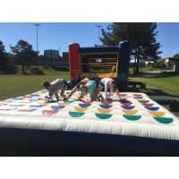 Inflatable Twister Game Interactive Sport Game thumbnail image