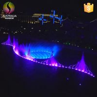 LED Light Music Fountain Project Construction for Heilan Home thumbnail image