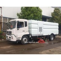 Dongfeng Street Sweeper Truck thumbnail image