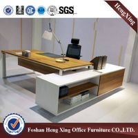 Fashion manager table executive desk office furniture HX-5N043
