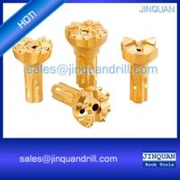 2015 Hot sale Carbon DTH button bits/DTH drill bit